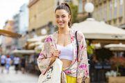 Pjevačica Maja Bajamić pokazala je kako se nosi šareno: Nisam baš sređena