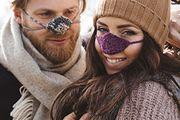 Grijači za nos: S pletenim kapicama stanite na kraj smrznutim nosevima