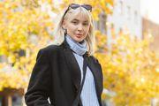 Cool model i studentica nosi omiljenu jesensku kombinaciju mnogih fashionistica: 'Mekana je, poletna i topla!'