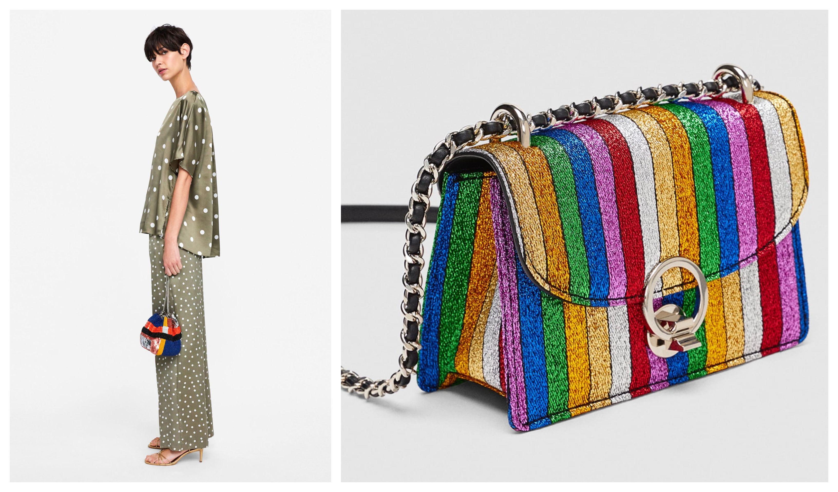 Ako mislite kupiti torbicu, neka bude jedna od ovih cool modela iz Zare