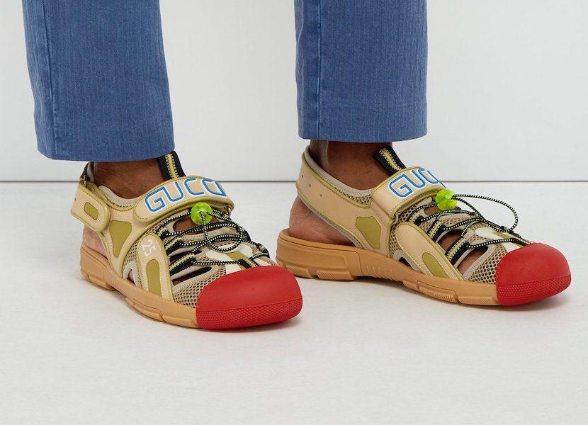 """Izgleda da smo došli do vrhunca trenda """"ružnih"""" cipela: Ovaj hibrid tenisice i sandale - pobjeđuje!"""