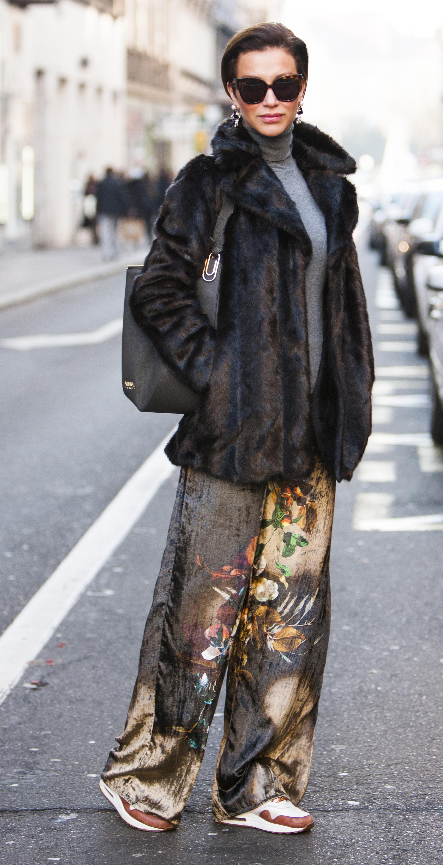 Ana Gruica: Ona zna kako izgledati poput dive i u ležernijem izdanju