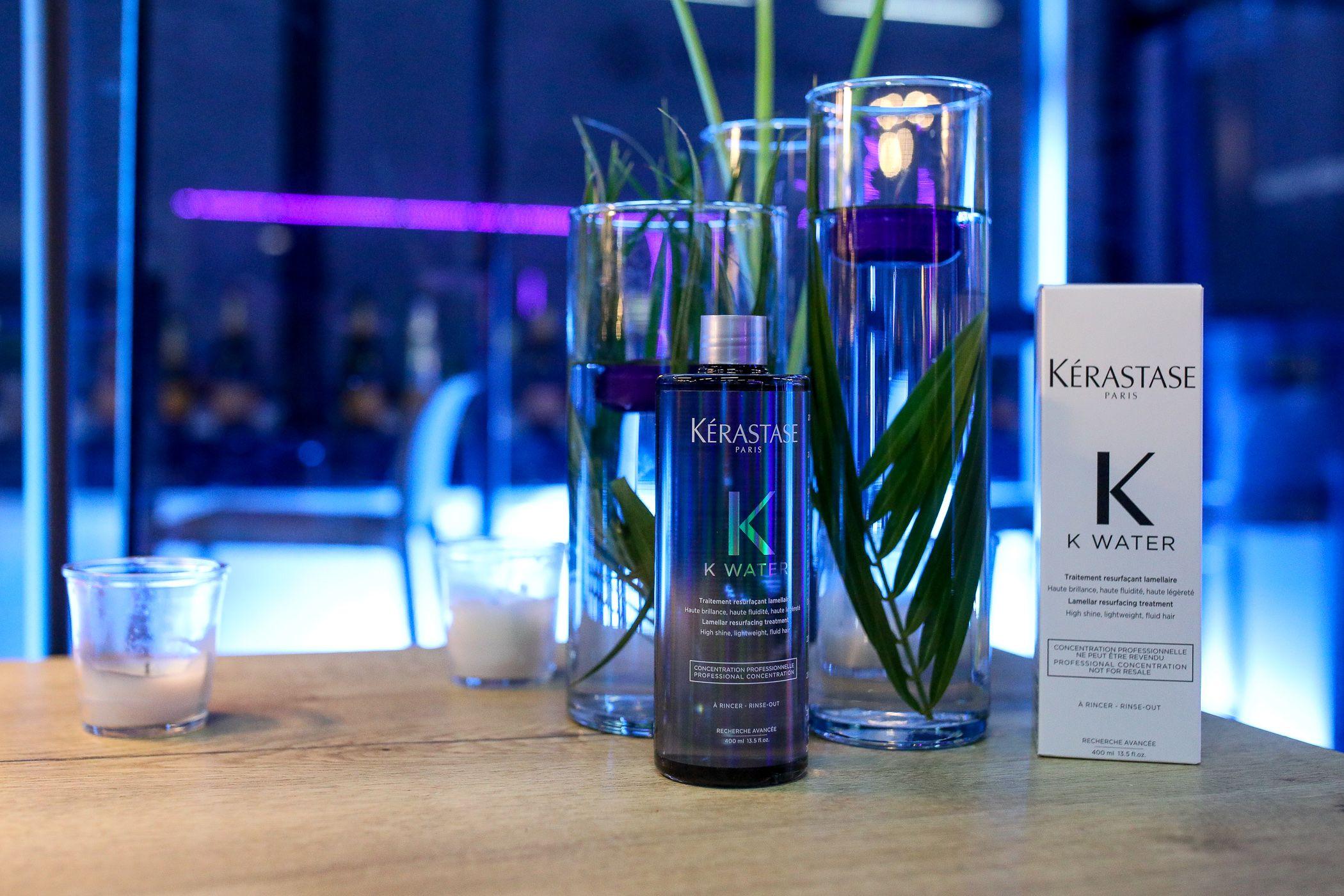 Nova formula i ime za inovativnost - K water by Kérastase