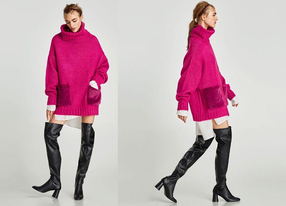 Ove jeseni nosi se pletenina u najluđim bojama - jeste li već odabrale svoj model?