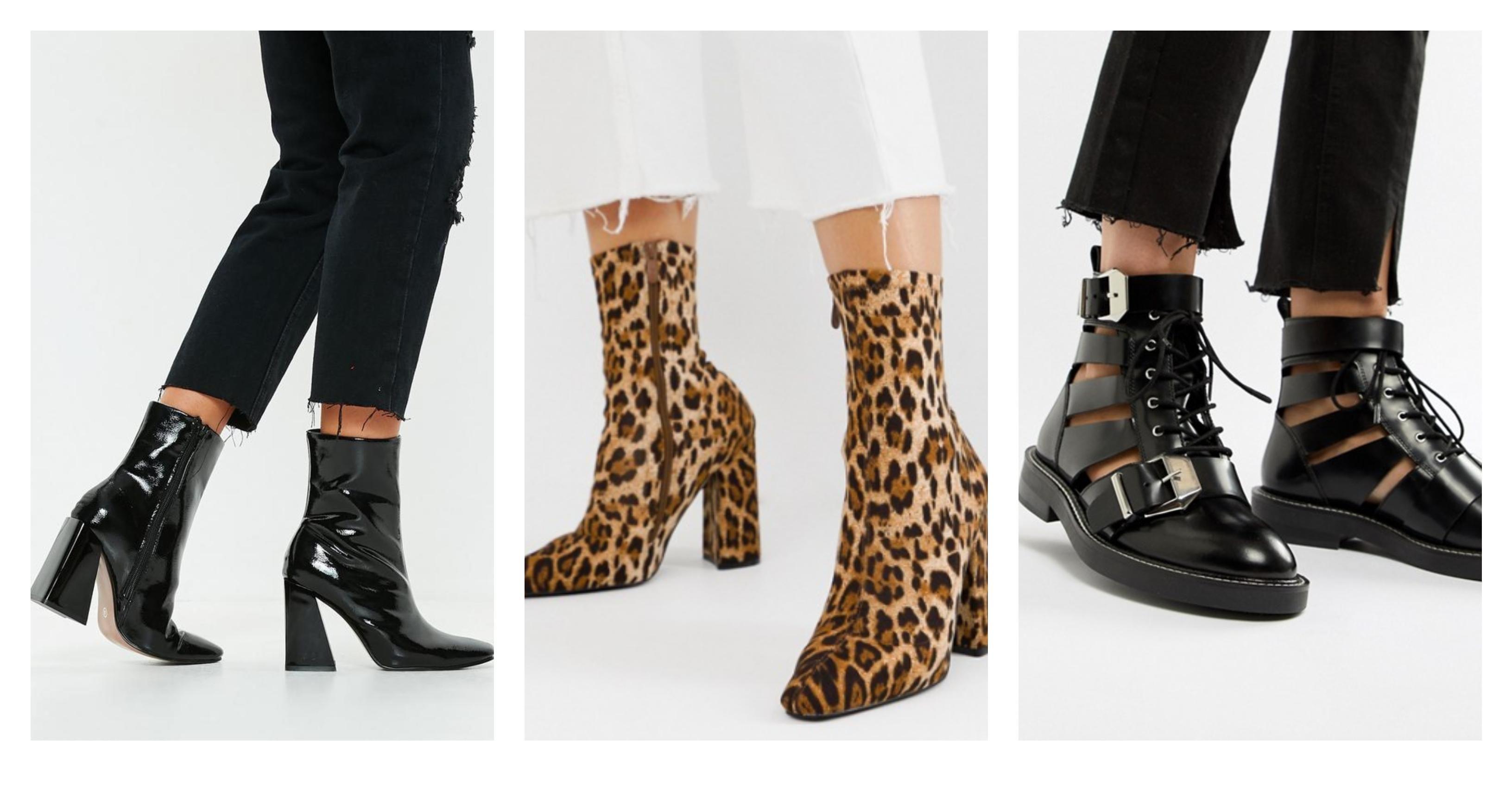 ASOS ima 20% na s-v-e! Odabrali smo čizme koje bismo rado vidjeli u svojoj kolekciji!