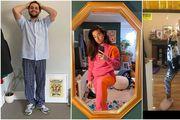 Instagram-profil koji nas nasmijava: Ljudi šalju outfite koje nose za rad od doma, od pidžame do raskošnih haljina