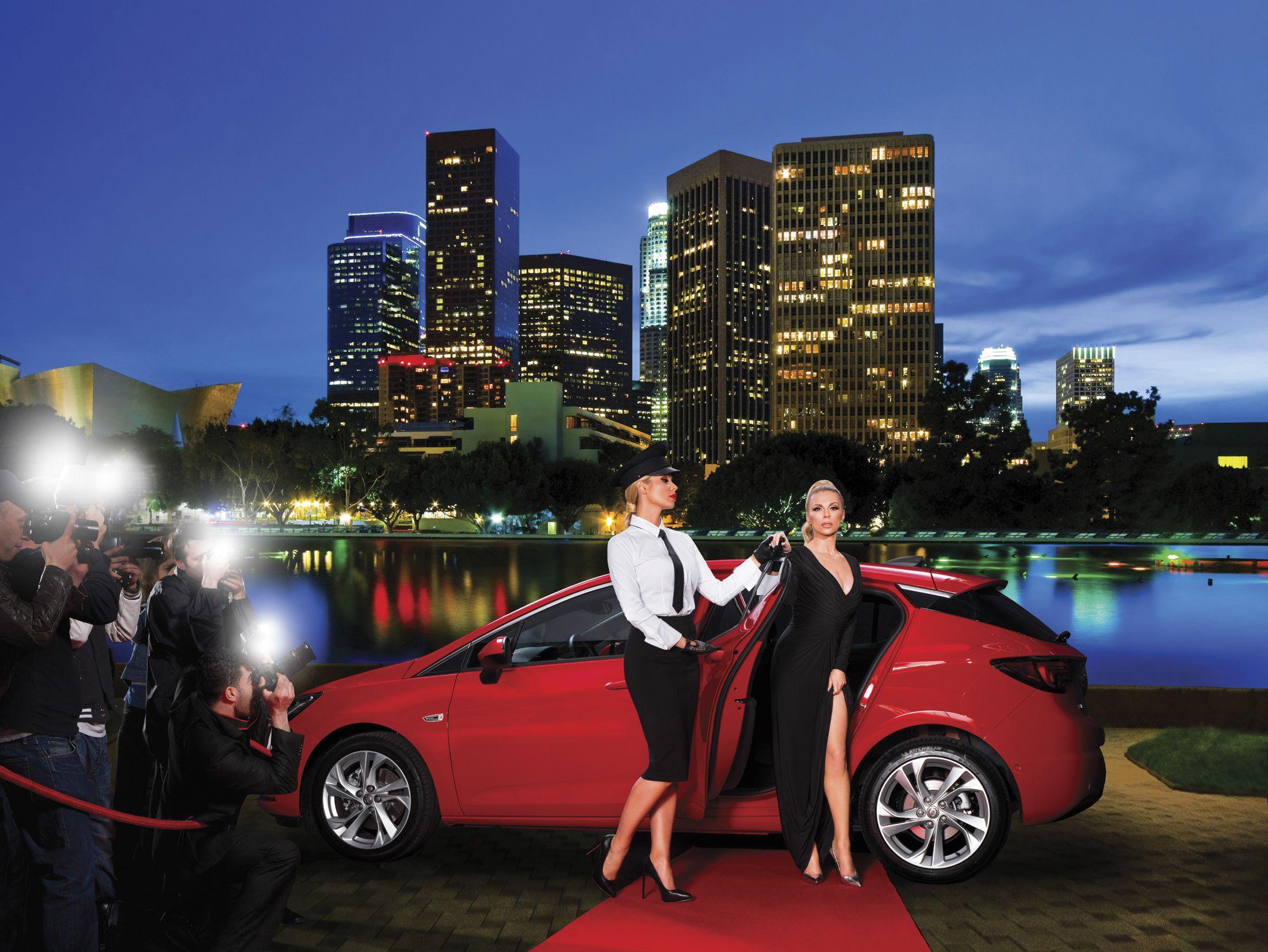 Astra, luksuz u režiji Opela