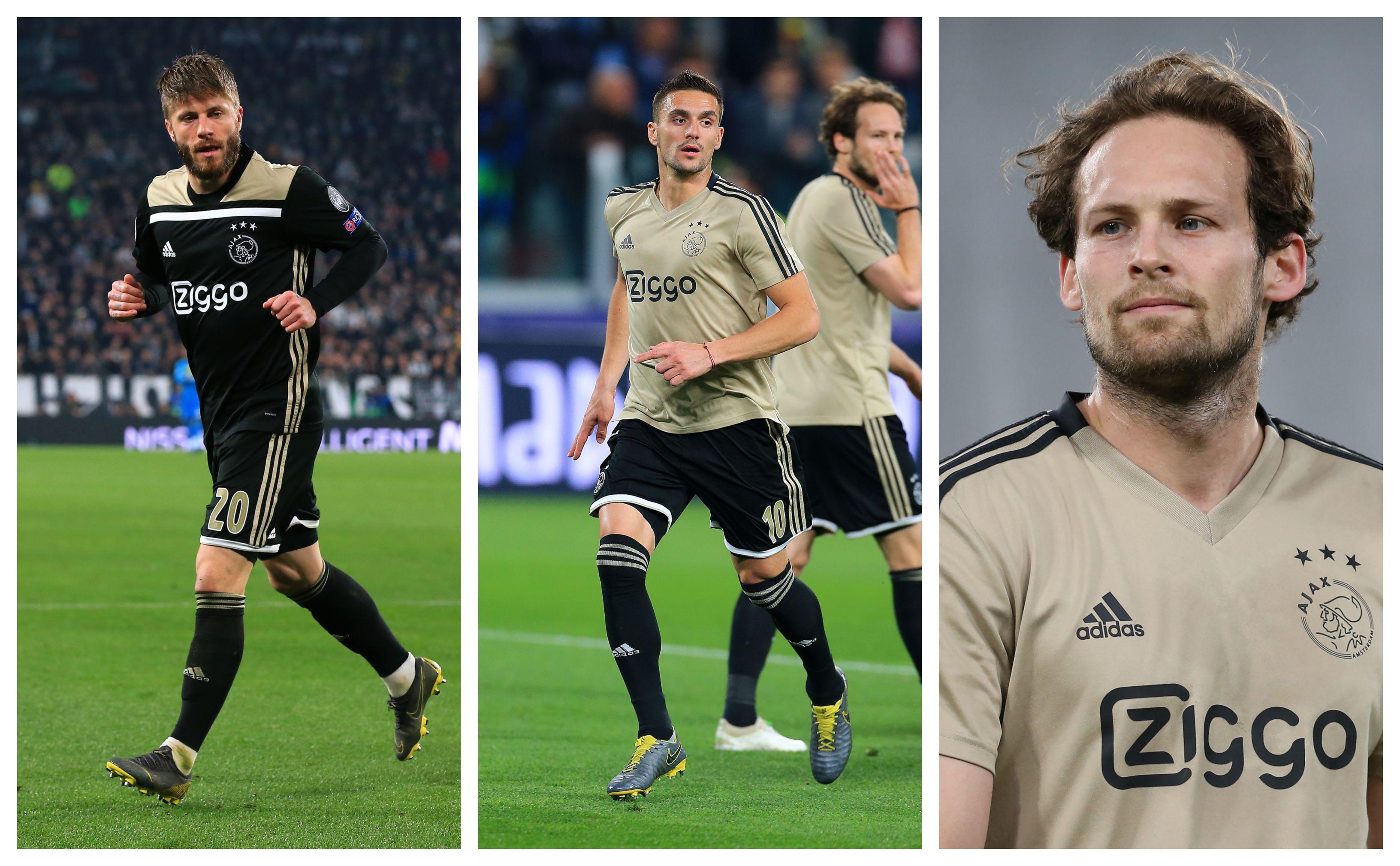 Dobri igrači, a još k tome i zgodni! U ekipi kluba Ajax sami ljepotani
