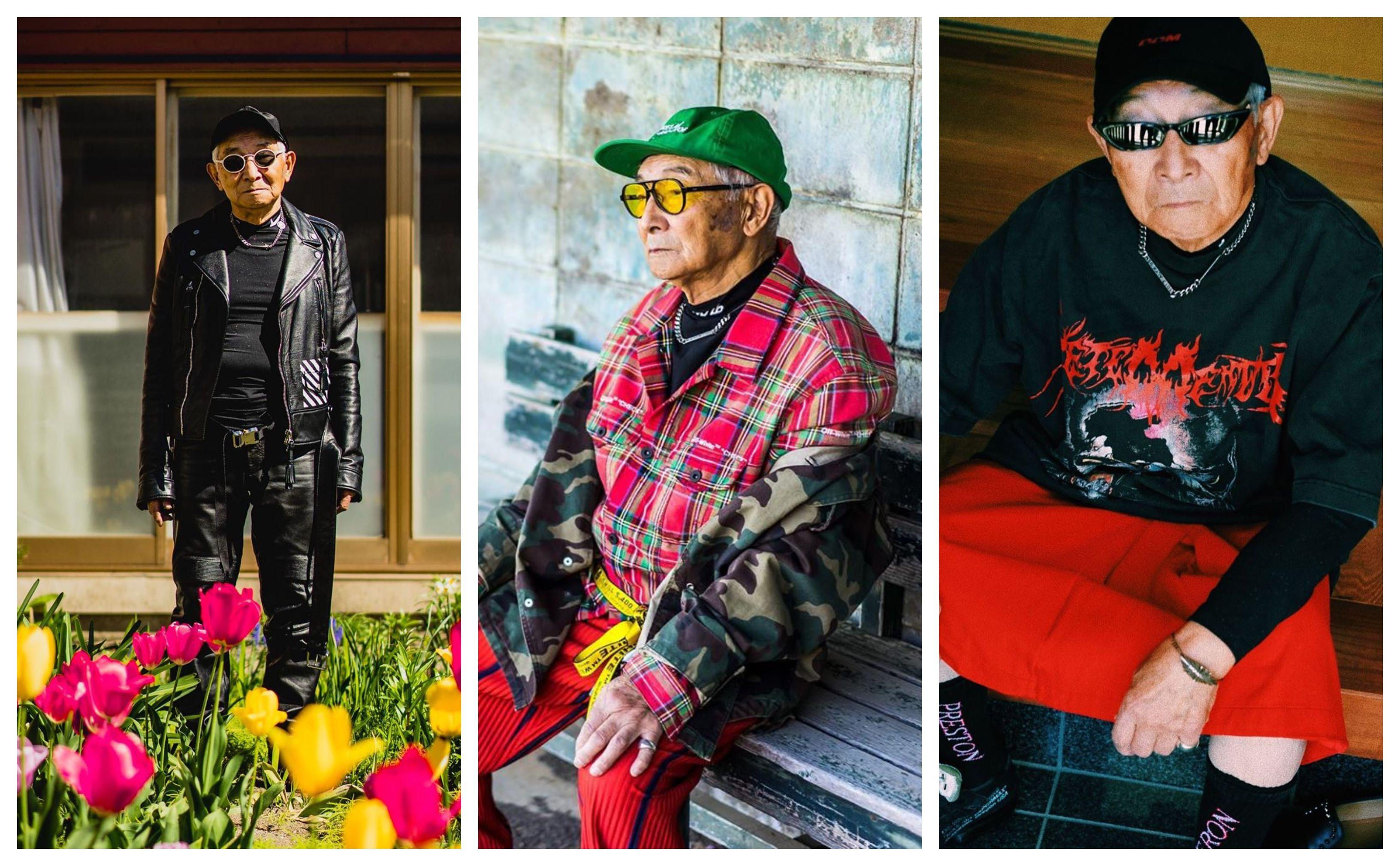 Postao viralan: Ovaj 84-godišnji djedica novi je instagramski modni hit!