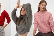 Izdvojili smo tople džempere i pulovere za najchic zimske outfite već od 99,90 kn