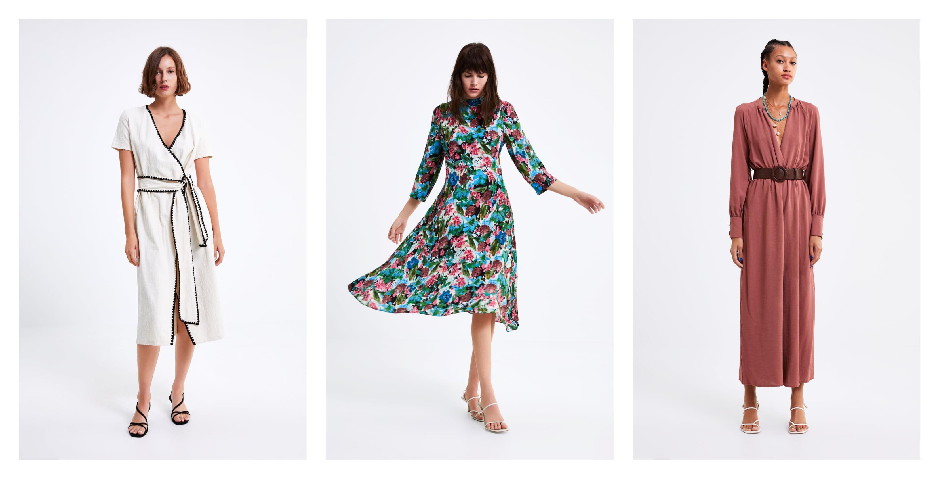 U proljetnim kolekcijama high street dućana ima tako divnih haljina, izdvojili smo najljepše!