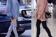 Style report: Kourtney Kardashion