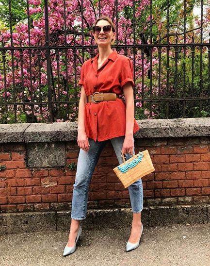 Upoznajte mamu s Instagrama koja sama sašije ono što joj se svidi i ima fantastičan stil!