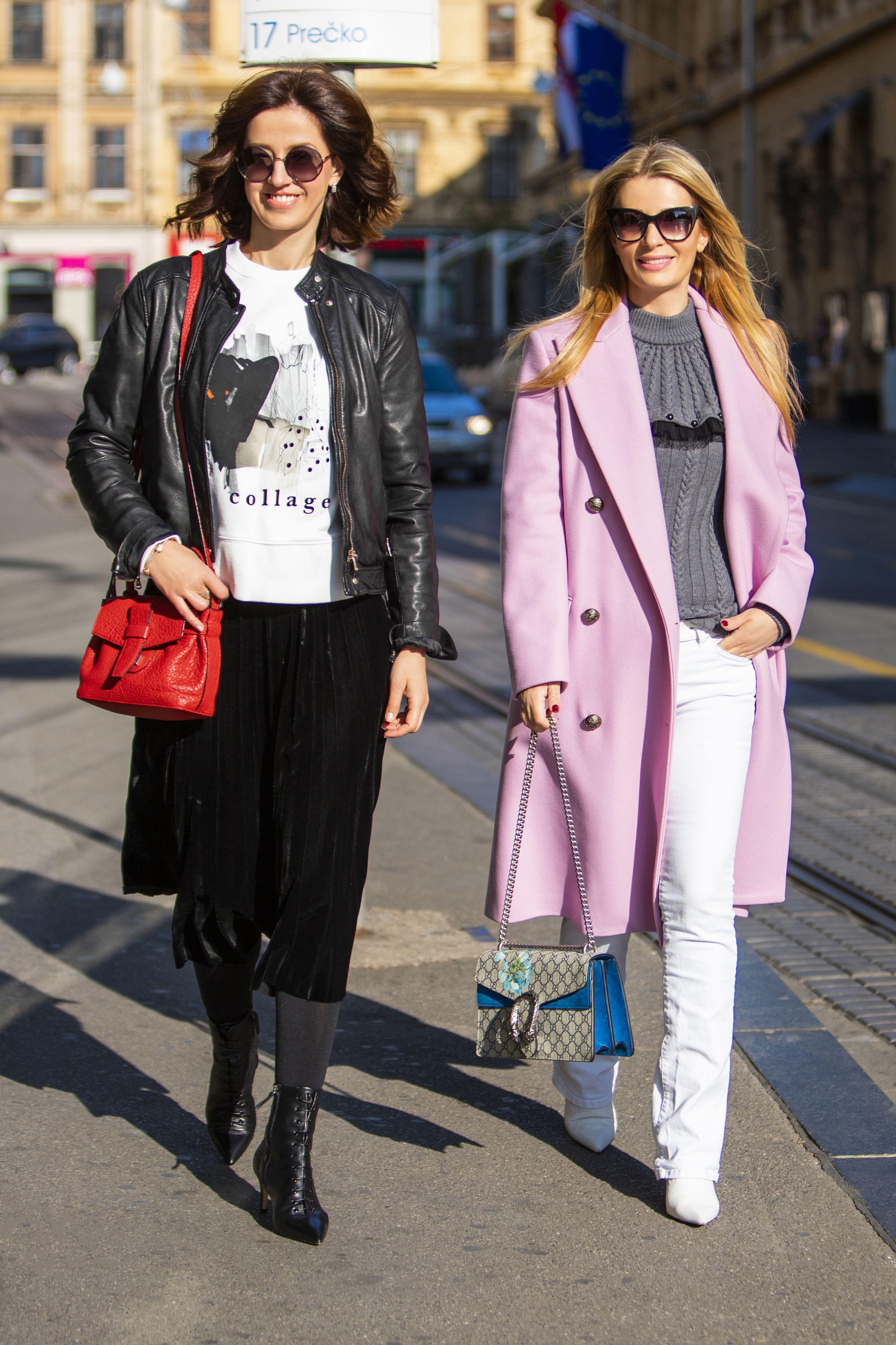 Kad su stylish konzultantica i odvjetnica prošle gradom, ukrale su baš svu pozornost!