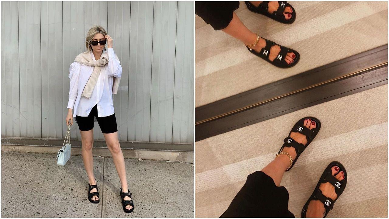 Trend za koji nismo mislili da će biti hit: Cure nose tzv. 'dad-sandals', najpopularnije su one sa Chanelovim potpisom