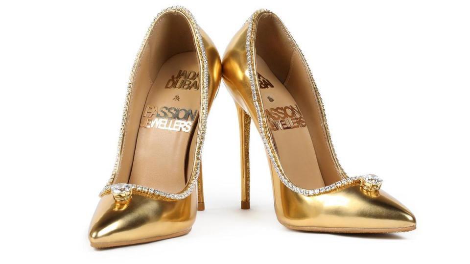 Najskuplje cipele na svijetu su u prodaji. Cijena? Prava sitnica - gotovo 108 milijuna kuna!