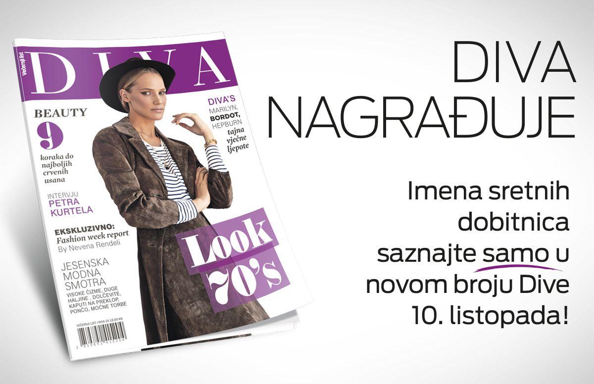 Igrajte se uz magazin Diva