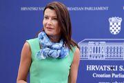 Sabina Glasovac jedna je od najbolje odjevenih zastupnica; pogledajte što o outfitu kaže modna savjetnica