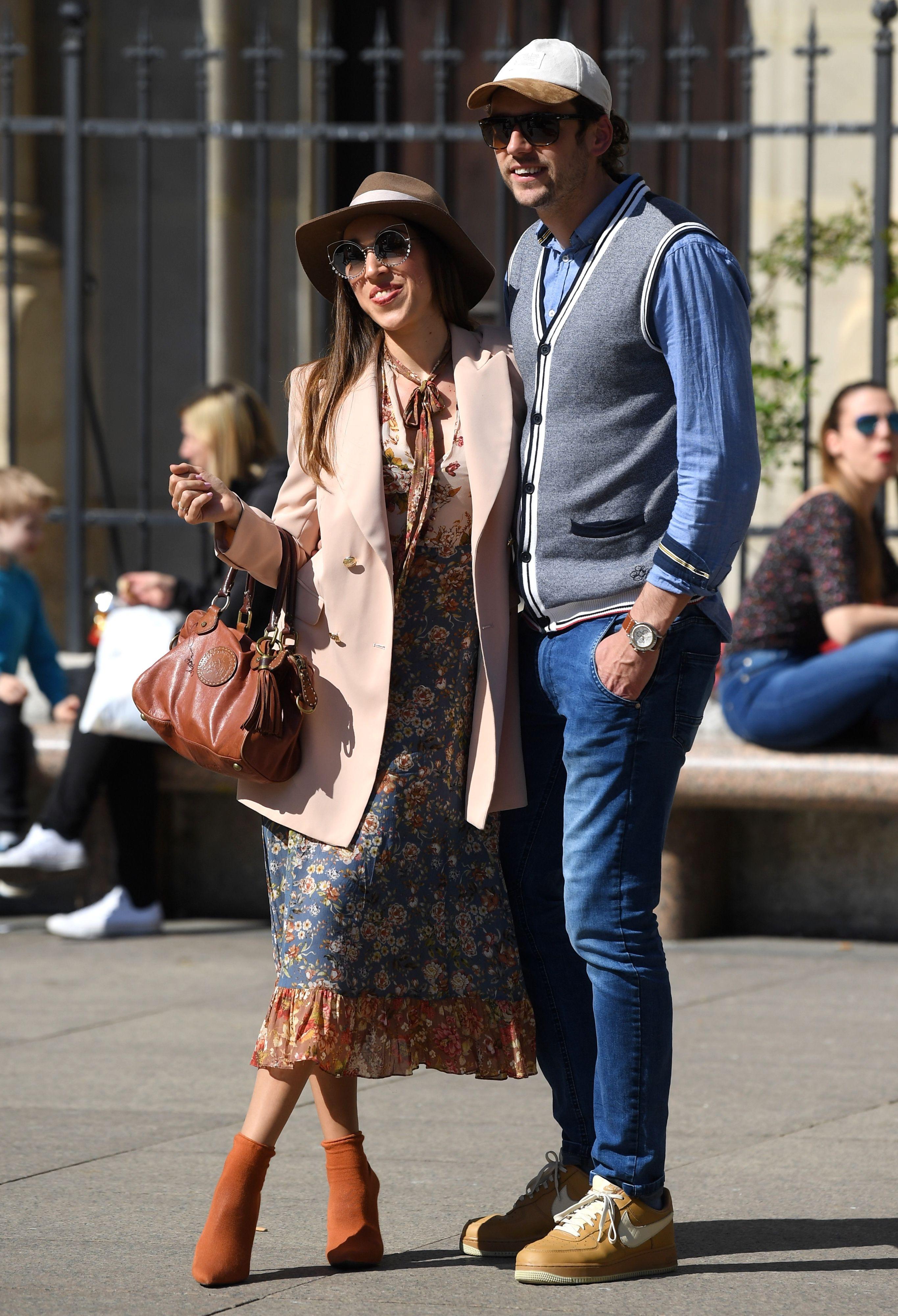 Zaljubljeni par iz centra Zagreba oduševio nas je svojim kombinacijama