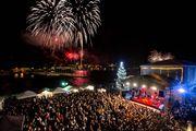 Nezaboravna novogodišnja fešta na Otoku sreće