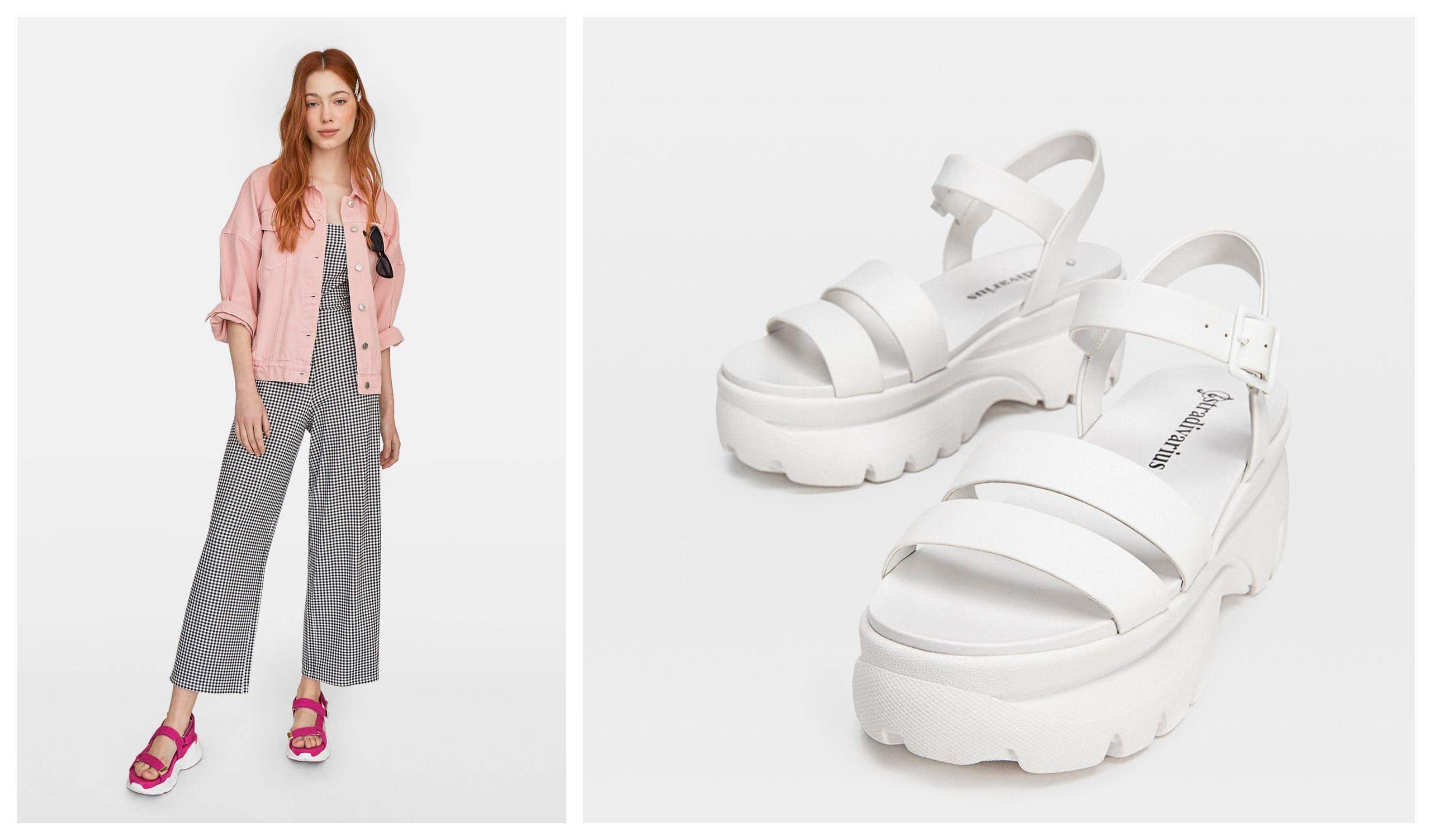Bershka i Stradivarius predlažu novi trend: Biste li nosili ove sandale-tenisice?