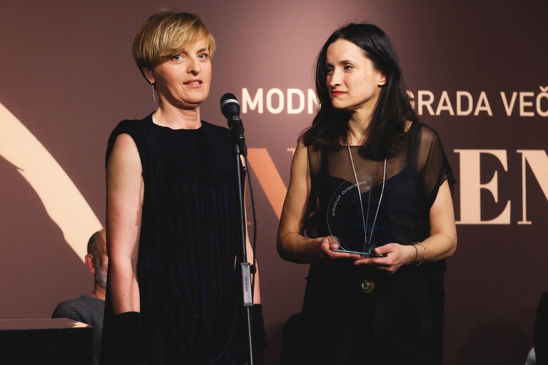 Studio I-GLE dobitnice prve modne nagrade koja nosi ime poznate novinarke Ane Lendvaj