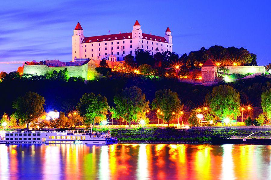 Neotkrivena Bratislava