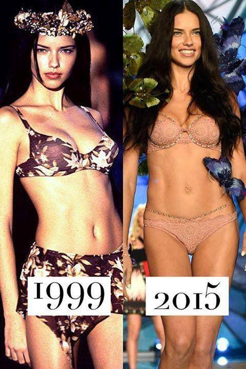 Kako su anđelice izgledale prije 15 godina?!