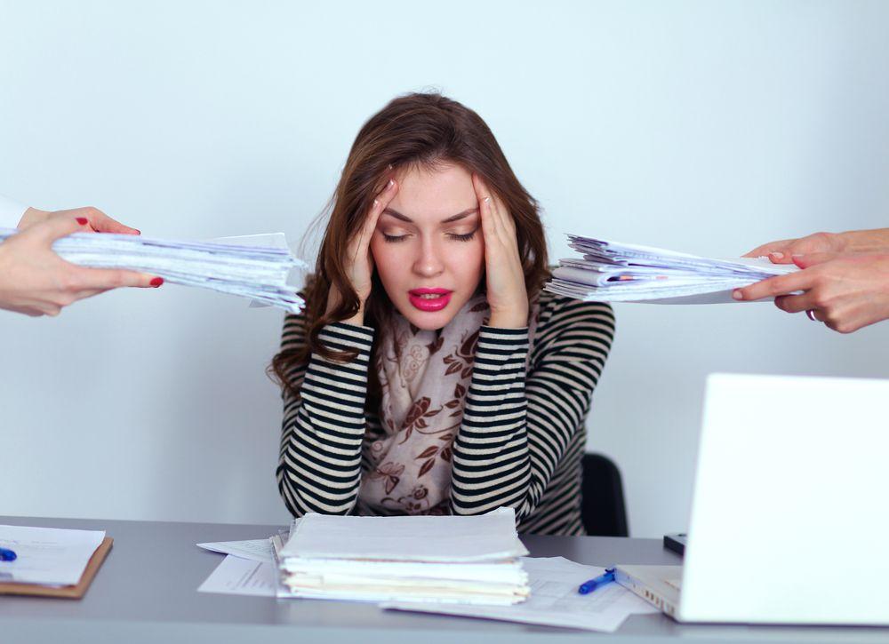 Kako se riješiti stresa na poslu?