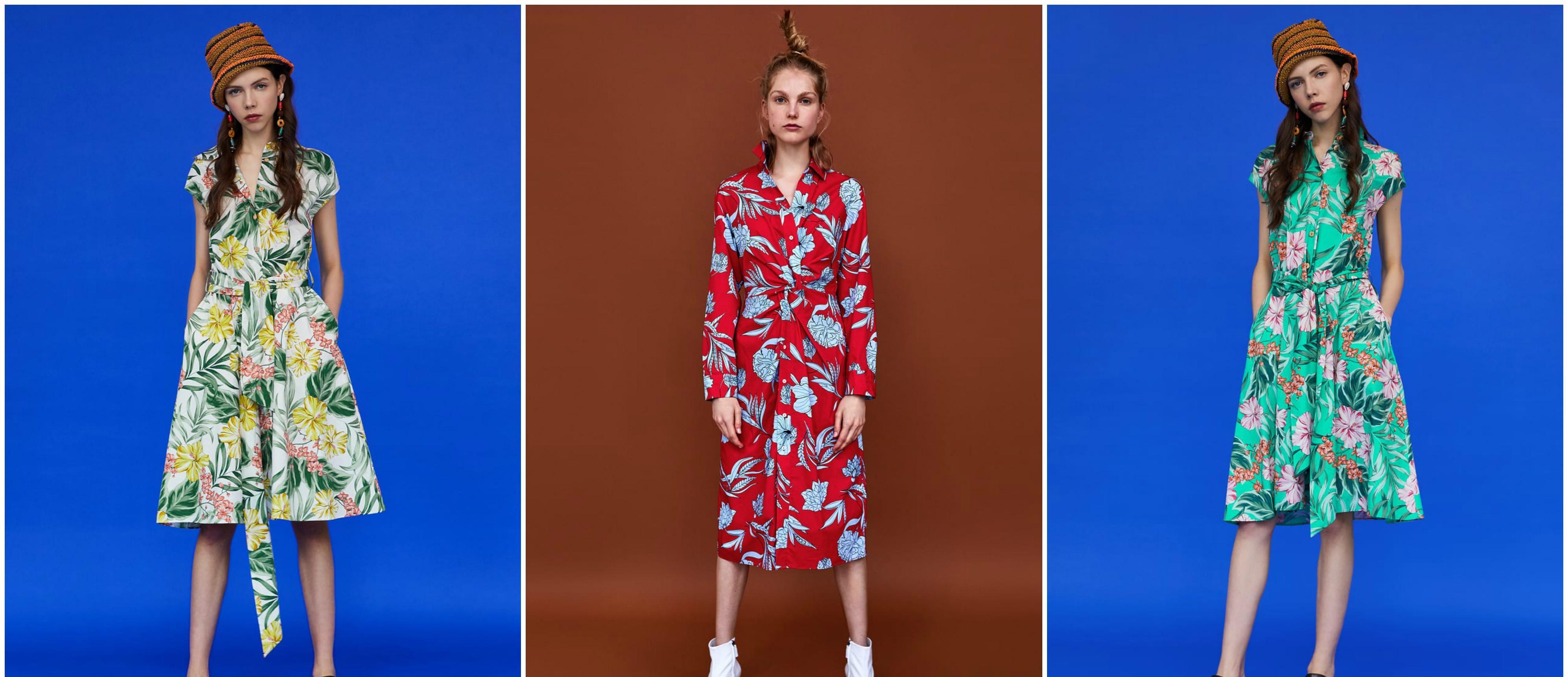 Obožavamo cvjetne uzorke pa smo pronašli najljepše haljine već od 75 kuna!