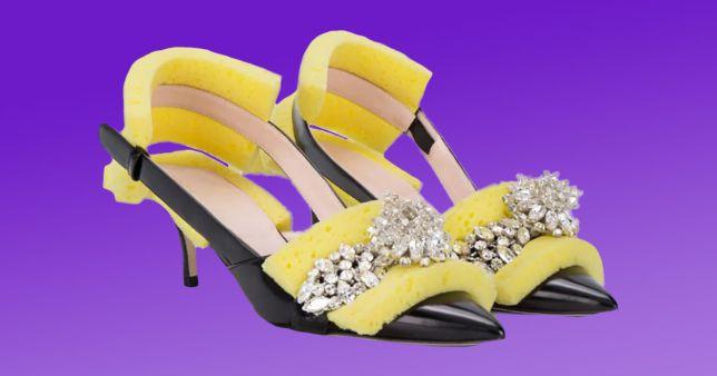Da, ljudi stvarno nose dizajnerske cipele sa spužvom za gotovo 7000 kuna!