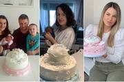 Mame beba iz potresa: Ove su nam torte velika radost, život je pobijedio