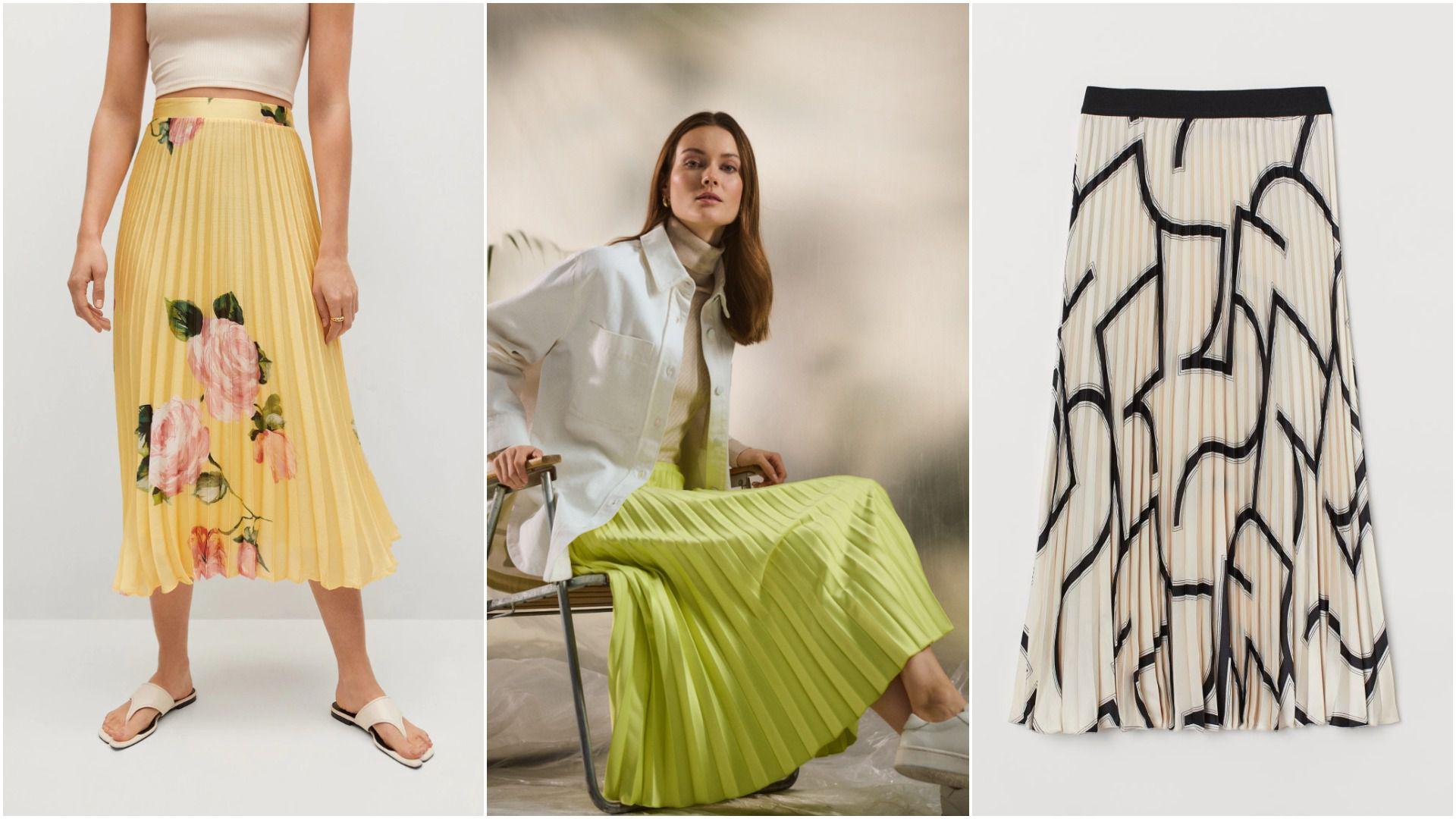 Plisirana suknja saveznik je za najelegantnije proljetne outfite: Izabrali smo modele za svaki stil