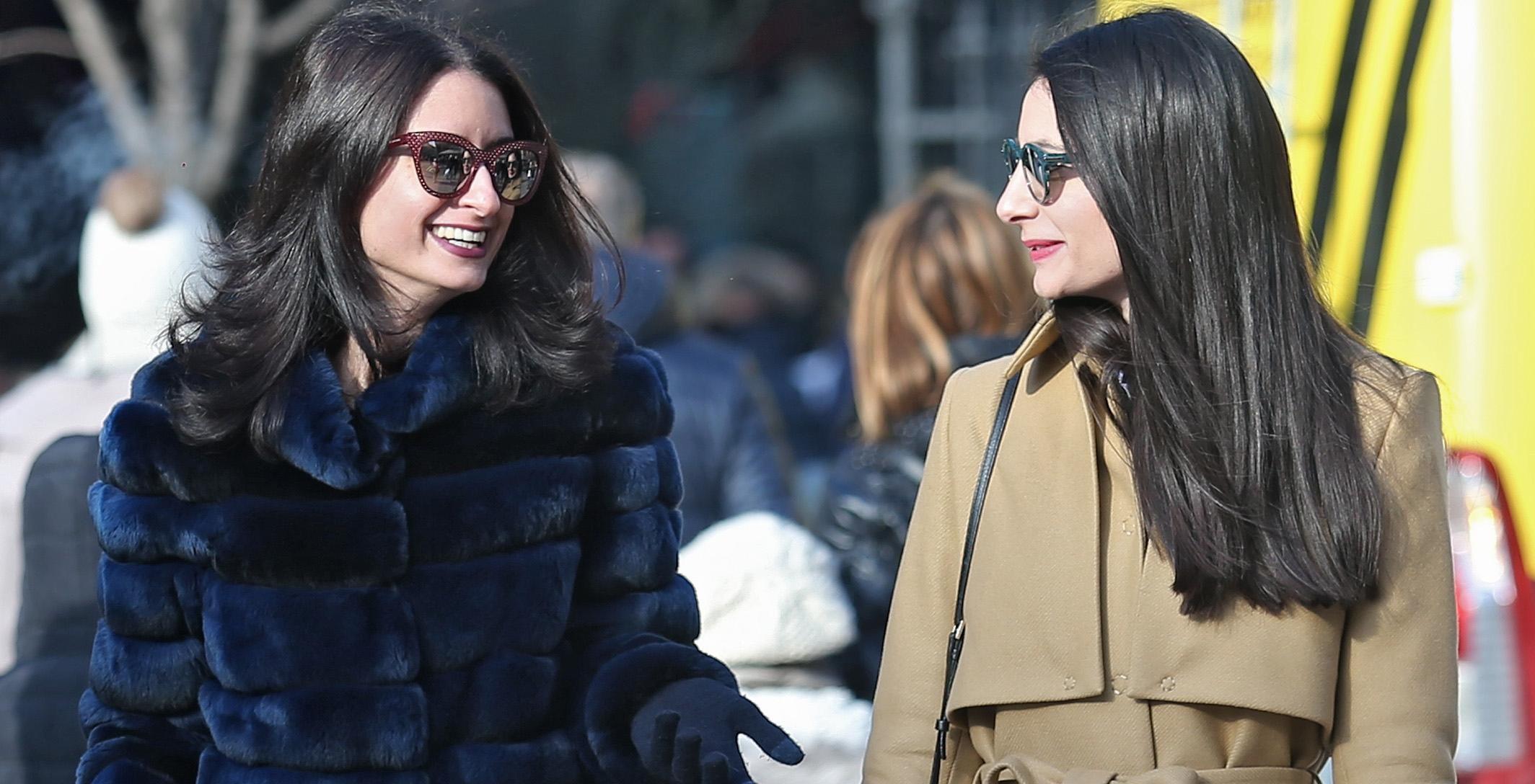Uz tople osmijehe nema zime: Chic prijateljice osvojile špicu