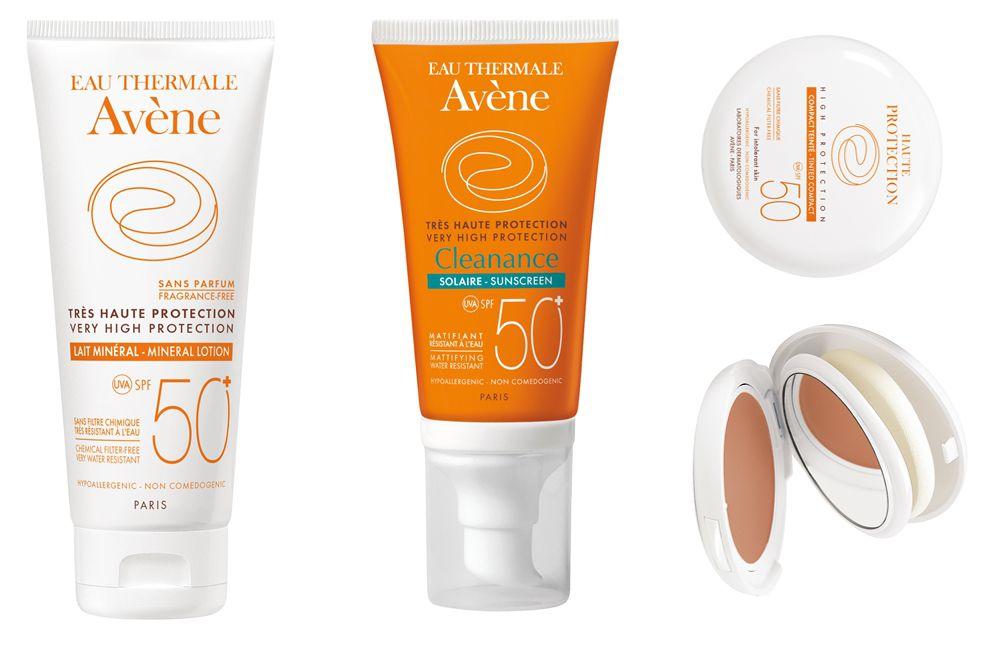 Osvojite Avene proizvode za zaštitu od sunca!