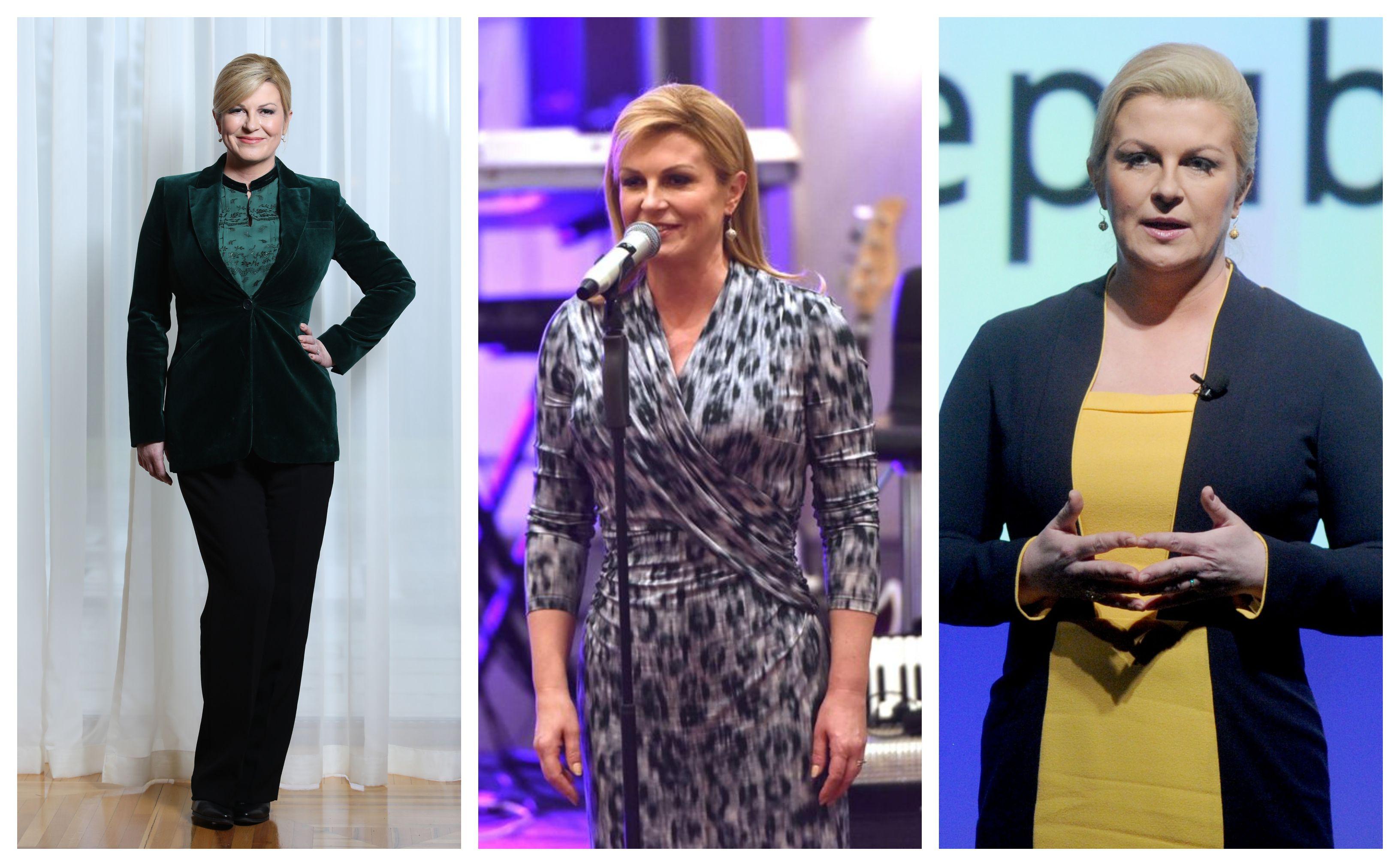 Kolinda Grabar Kitarović: Promjena stila od inauguracije do kraja mandata