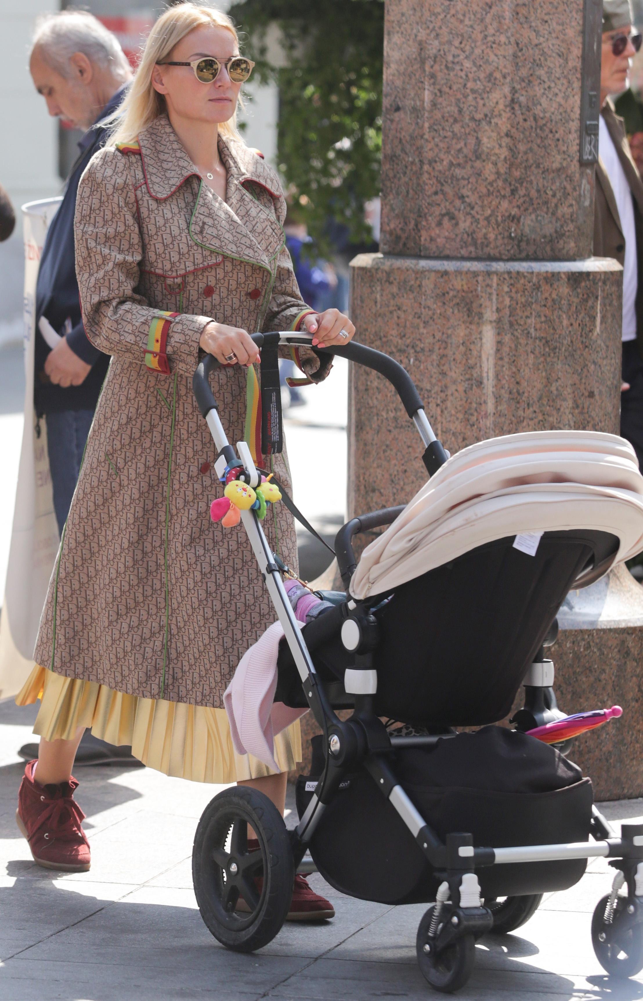 Dugo nismo vidjeli ovako stylish mamu kao na Cvjetnom trgu