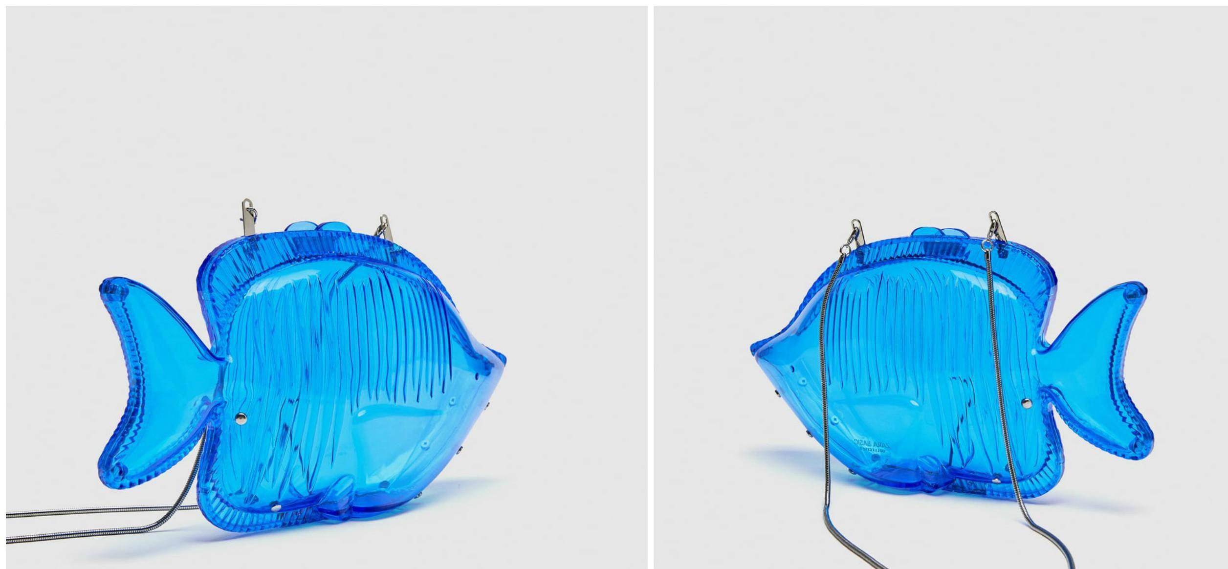 U Zaru je već došlo ljeto - biste li nosile ovu neobičnu torbicu?