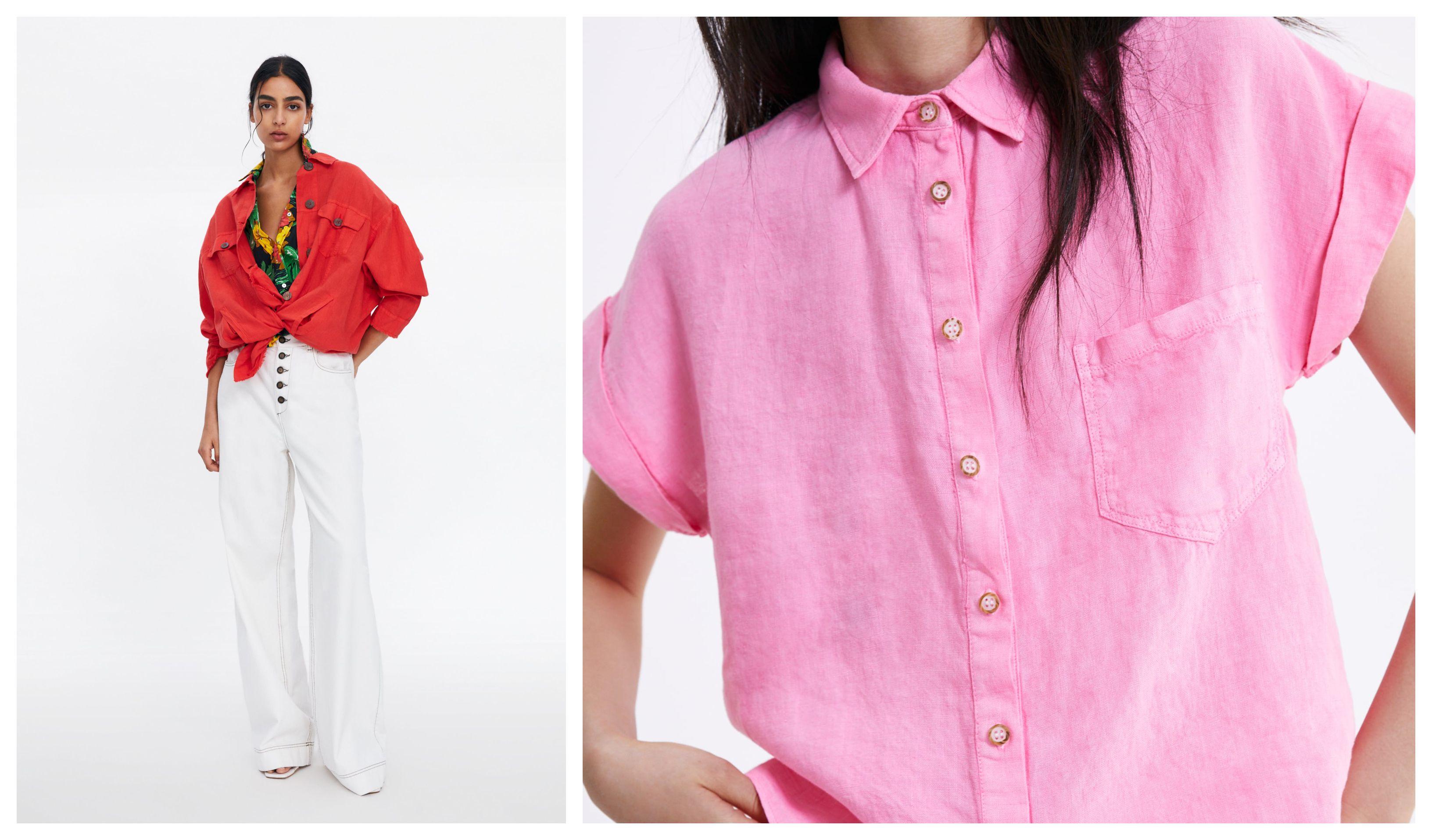 Pripreme za ljeto su krenule, a sve što vam treba je jedna cool lanena košulja