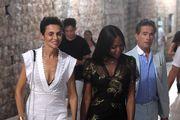Haljinu koju Naomi Campbell nosi na večeri u Dubrovniku, odmah smo poželjeli