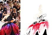 Ekskluzivne modne ilustracije u City Center one (5.dio)