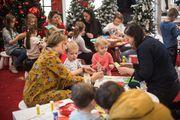 Izrađivali čizmice za Sv. Nikolu pa se uz 'Zvončiće' fotkali s Djedicom