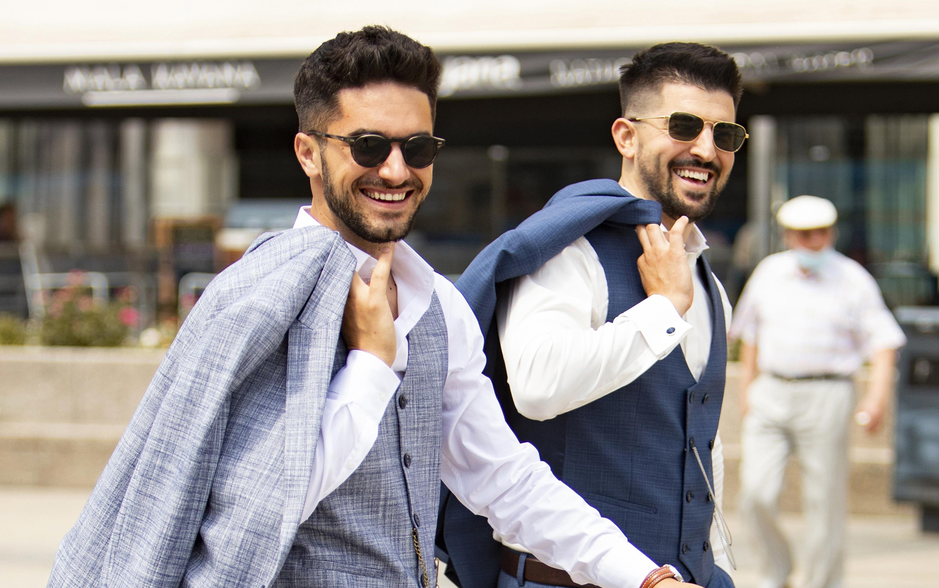Uz osmijeh od uha do uha: Dečki sa špice najbolja su inspiracija za formalno odijevanje i business dress code