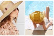 Pleteni šeširi su posvuda, bez njih nema dobrog stylinga za godišnji odmor!
