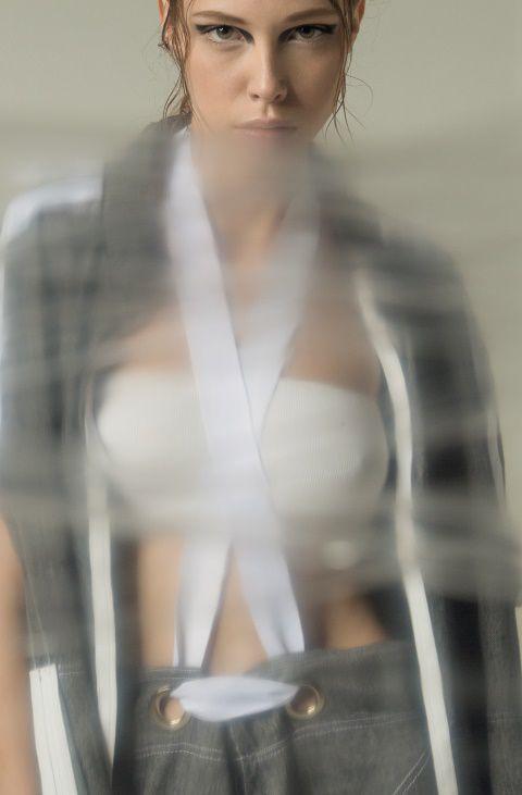Hi-tech tkanine kao light motiv nove kolekcije brenda Link by Ogi Antunac
