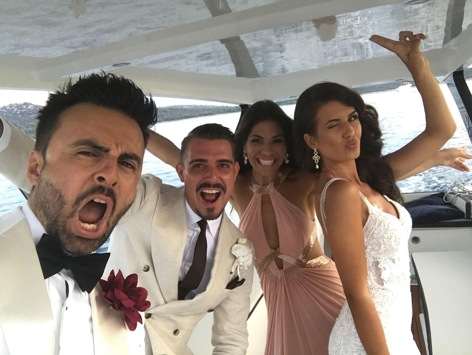 Je li ovo najljepše morsko vjenčanje koje ste vidjeli? Mi, bez pretjerivanja, kažemo - DA!