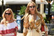 Lepršava haljine i sandale: Prekrasne dame nisu prošle nezamijećeno u savršenim ljetnim outfitima
