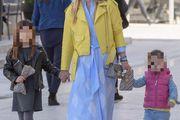 Zgodne mame znaju što se nosi: Prošetale Zadrom u trendi odjevnim kombinacijama