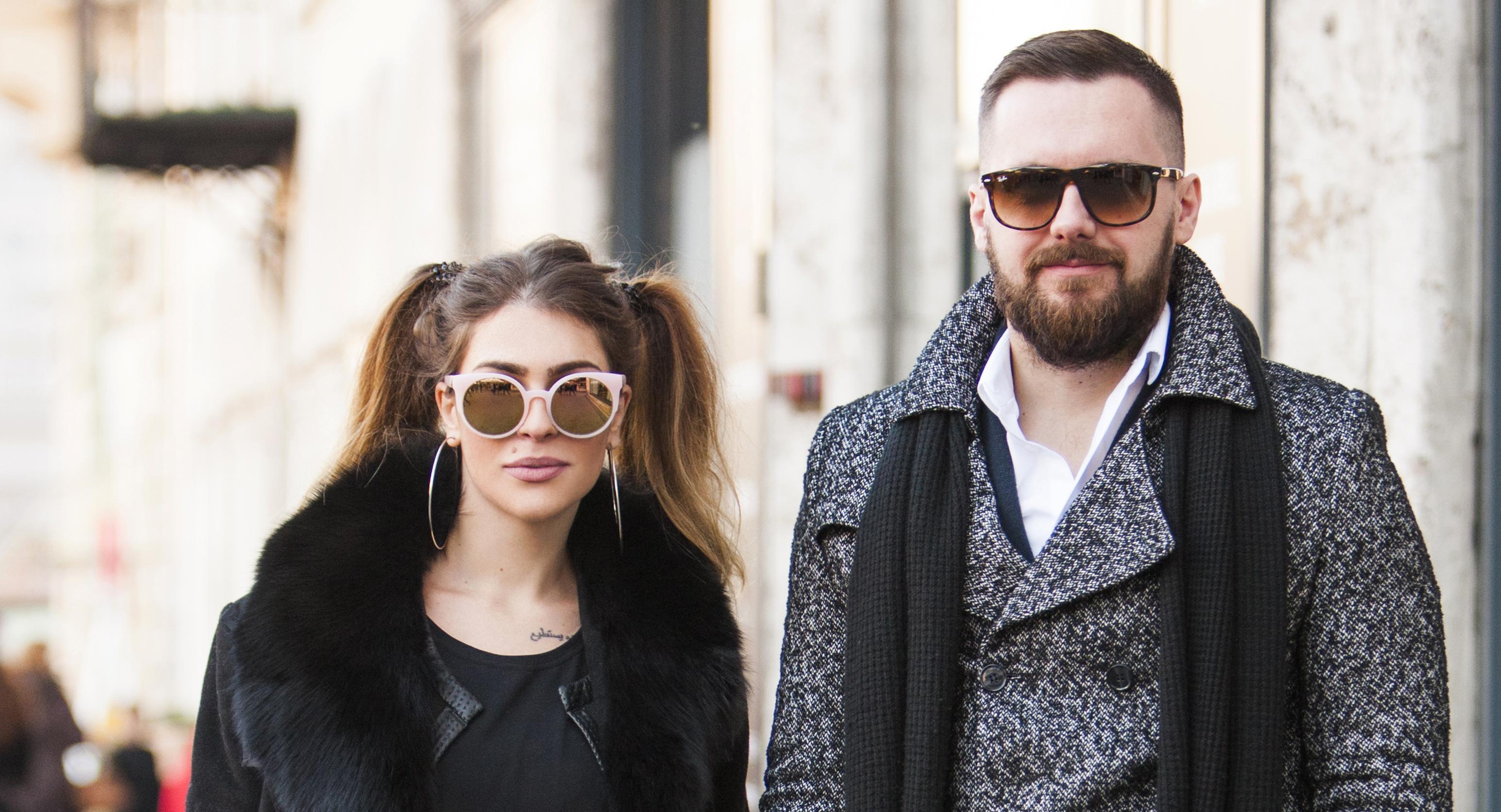 Stvarno jako dugo nismo vidjeli ovako cool par, a mislit ćete isto kad vidite njezine neobične čizme!