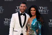 Ukrali pozornost: Sergio Ramos na dodjelu FIFA-ine nagrade stigao u društvu atraktivne zaručnice